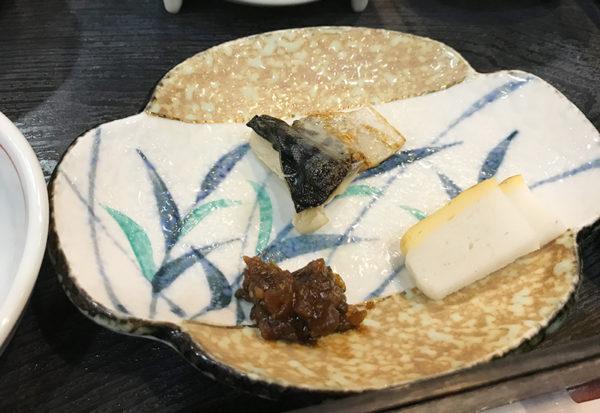 奥飛騨薬師のゆ 本陣 朝食 青唐辛子味噌