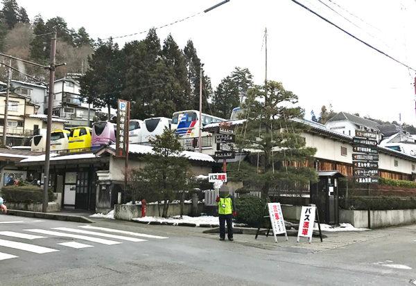 高山 神明駐車場