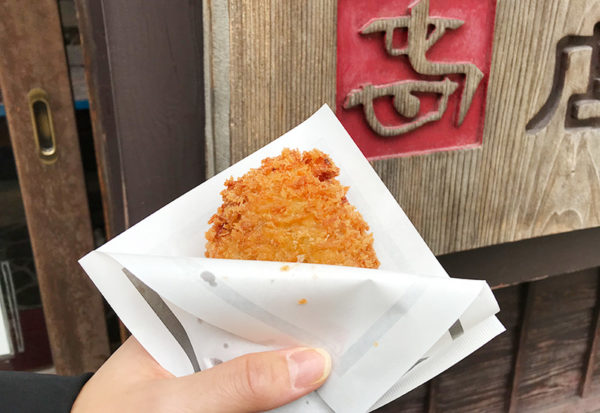 日本一美味しいミンチカツの店 助春 ミンチカツ