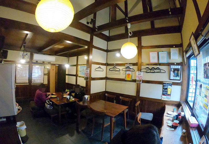 日本一美味しいミンチカツの店 助春 店内