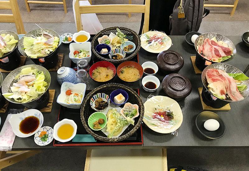 和歌山 日帰りバスツアー ランチ 昼食 お食事処 あんちん