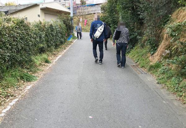 和歌山 日帰り バスツアー 南部梅林 急坂