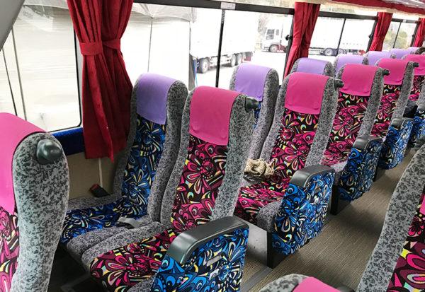 和歌山日帰りバスツアー 大阪バス シートピッチ 広め