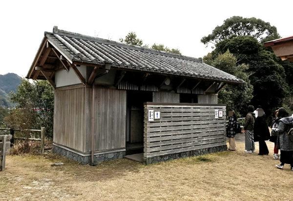 和歌山 ヤッホーポイント グリーンパーク椿山 トイレ