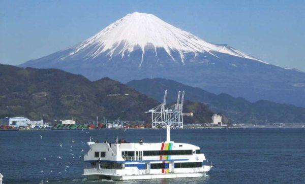 富士山 三保の松原 清水港クルーズ