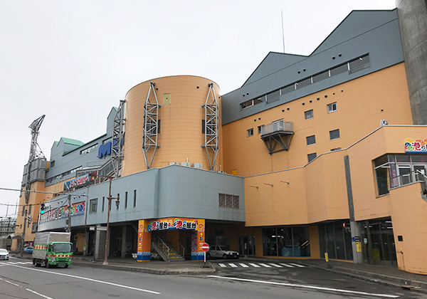 釧路フィッシャーマンズワーフMOO