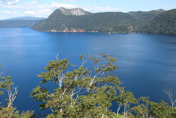 北海道 摩周湖 摩周ブルー