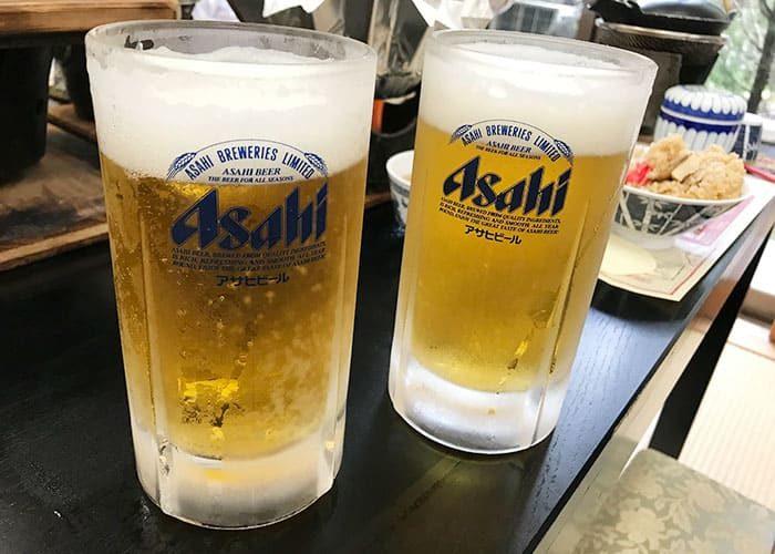 岡山 日帰り バスツアー 昼食 ビール
