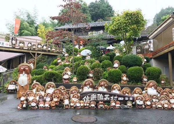 滋賀 信楽陶芸村